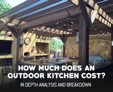 What does an Outdoor Kitchen really cost?