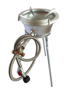 PowerFlamer Outdoor Wok Burner