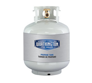 Worthington 303955 Propane Tank