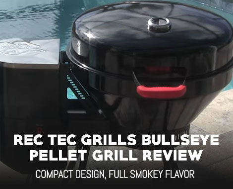 Rec Tec Grills Bullseye – Review and Analysis