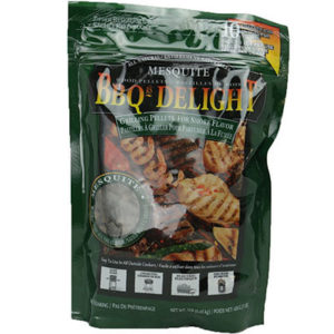 BBQ Delight Mesquite Smoker Pellets