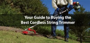best-cordless-string-trimmer-reviews