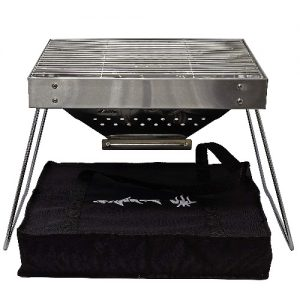 Shark-BBQPortable-Charcoal-Grill