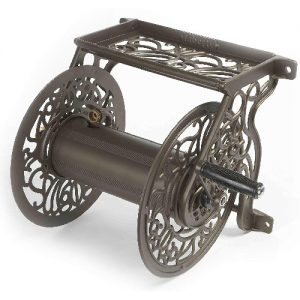 best decorative garden hose reel image 5