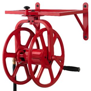 360 degree swivel garden hose reel
