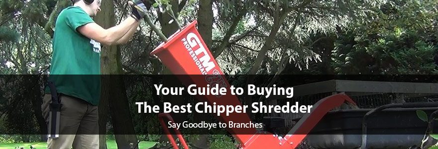 Reviews of the Best Chipper Shredders