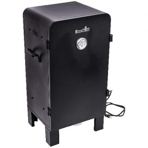 analog electric smoker