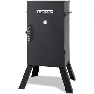 cuisinart electric smoker