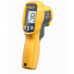 fluke max infrared thermometer