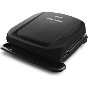 4 servings george foreman grill