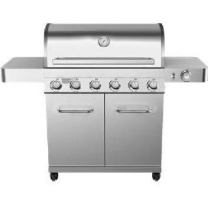 Monument-Grills-6-Burner-Propane-Gas-Grill