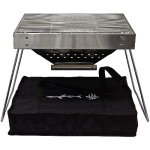 Portable-Charcoal-Grill-for-Camping-Cooking