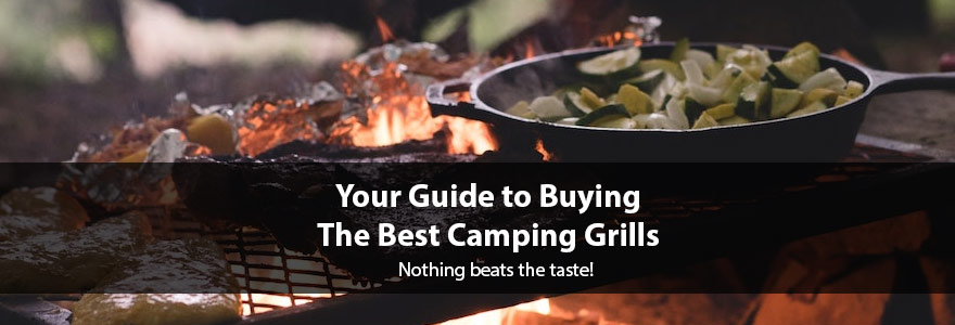 Reviews of the Best Camping Grills of 2020