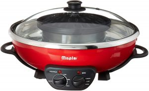 Maple Electric Grill Image