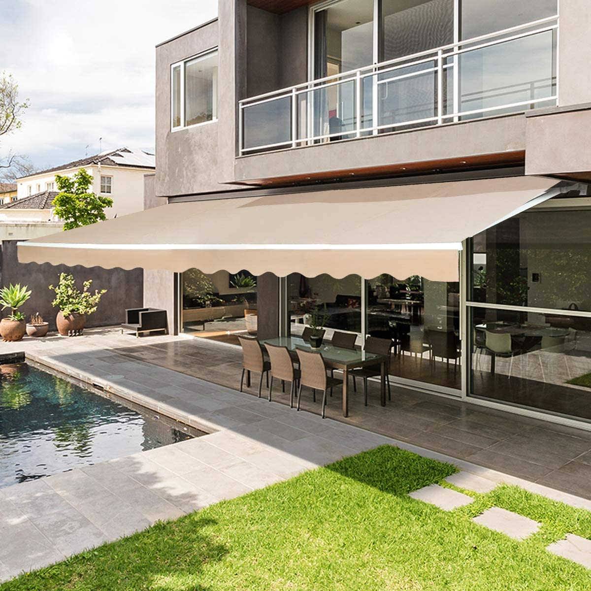 72 Reference Of Manual Patio Retractable Screen In 2020 Manual Guide